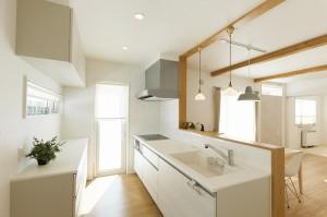 キッチンデッドスペースを有効活用しよう!