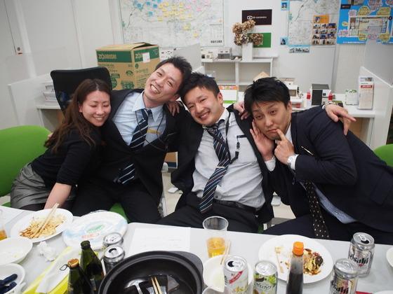 【工藤】3月の報告会&コンパ