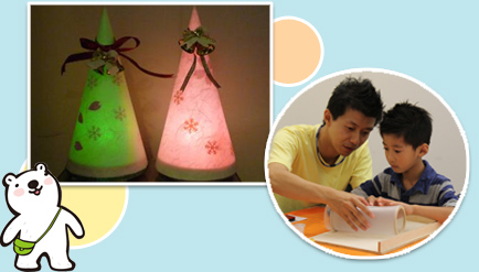 LED 工作体験教室♪